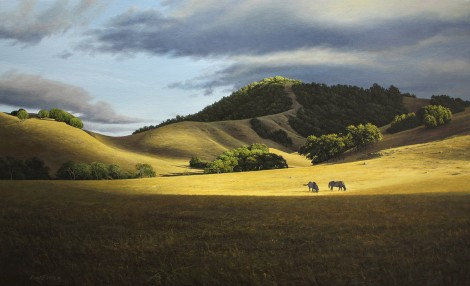 CHILENO VALLEY SUMMER, 24×40  (sold)