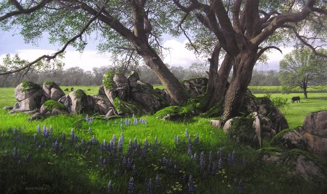 NANCY'S RANCH, 24×42  (sold)