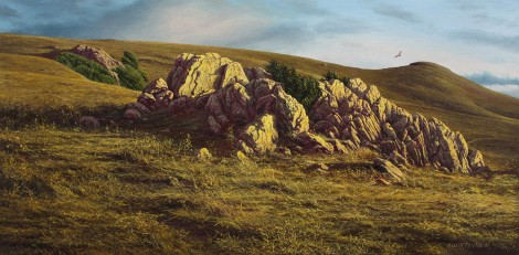 WINDSWEPT, 15×30  (available at Sugarman-Peterson Gallery, Santa Fe)
