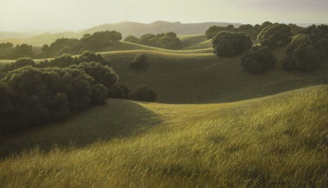 BRIONES HIGHLANDS, 24×42 (available at Sugarman-Peterson Gallery)